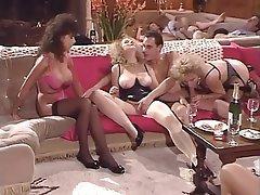 Big Boobs, Group Sex, Vintage, Teen