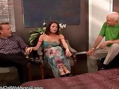 Brunette, Cumshot, Hardcore, Swinger