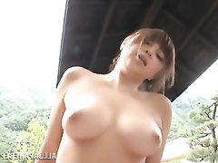 Asian, Big Tits, Blowjob, Cumshot
