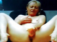 MILF, Squirt, Webcam